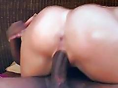 Black Dick Insertion for Rebeca Linares