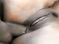 Babe with great forms of body fucked in dark hole