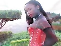 Black Cherry Get Hard Fucked By...